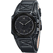 Black Dice Gents Graduate Watch BD-070-02