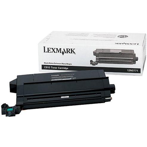 Lexmark C910, C912 Toner Cartridge (14K) - Black