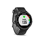 Garmin Forerunner 235 GPS Watch with HRM Black and Grey