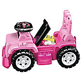 MEGABLOKS Jeep Ride-On (Girl)