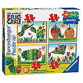 Hungry Caterpillar Puzzle set