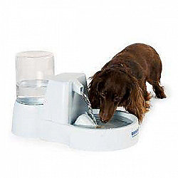 Drinkwell Pet Fountain For Cats And Dogs