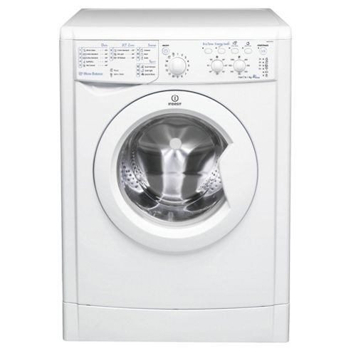 Indesit IWSC51051 ECO Washing Machine , 5Kg Load, 1000 RPM Spin, White
