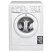 Indesit IWSC51051 ECO Washing Machine , 5Kg Wash Load, 1000 RPM Spin, A+ Energy Rating, White