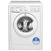 Indesit Ecotime Washing Machine,  IWSC51051ECO, 5KG Load, White