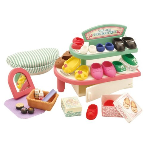 Sylvanian Families Village Shoe Boutique