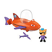 Octonauts Gup B Flying Fish Mode