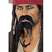 Pirate Beard & Moustache