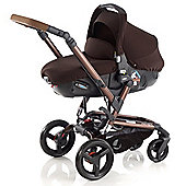 Jane Rider Matrix Light 2 Travel System (Coffee)