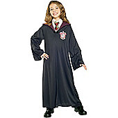 Child Hermione Granger Gryffindor Robe Large