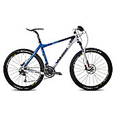 "21"" Whistle Huron 1161D 30-Speed Mens' 26"" All Terrain Bike"