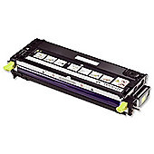 Dell H515C High Capacity (Yield 9,000 Pages) Yellow Toner Cartridge for Dell 3130cn Colour Laser Printers
