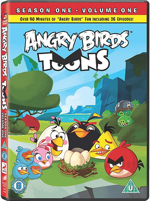 Angry Birds Toons: Volume 1 (DVD)