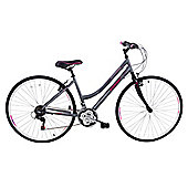 Oakham ladies Push Bike - 700c hybrid bicycle