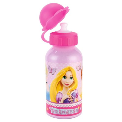 Disney Princess Children's Aluminium Drinking Water Bottle