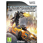 Transformers - Dark of the Moon - Steal Force Edition