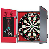 Unicorn Eclipse HD World Championship Darts Centre - Board / Cabinet / Darts