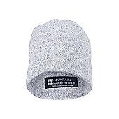Mountain Warehouse Nevis Womens Fleece Beanie - Grey