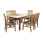Elements Indiana 7 Piece Dining Collection
