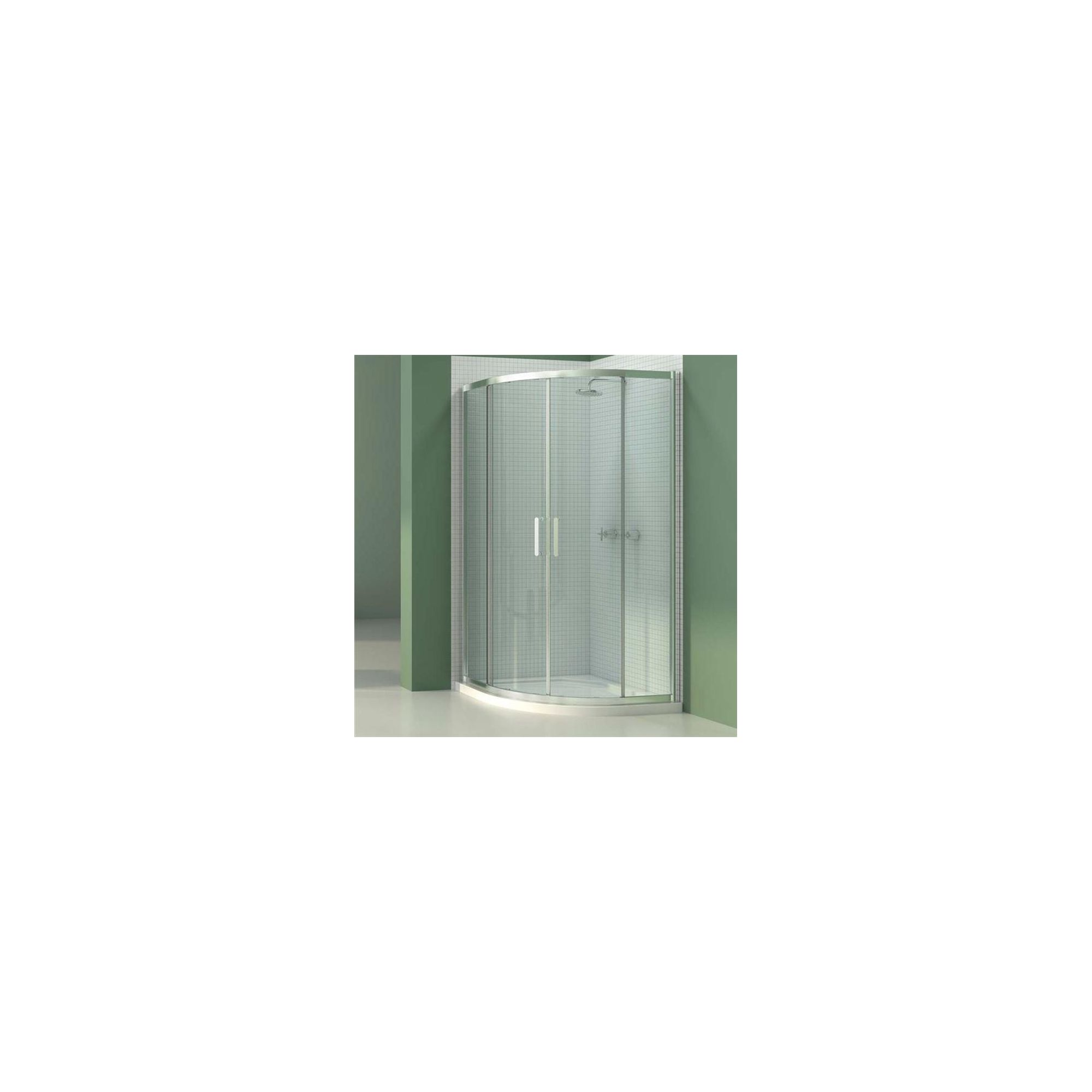 Merlyn Vivid Six Quadrant Shower Door, 900mm x 900mm, 6mm Glass at Tescos Direct