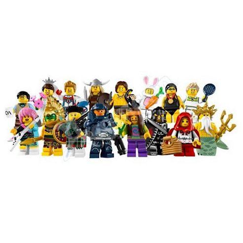 LEGO Minifigures Series 7 8831