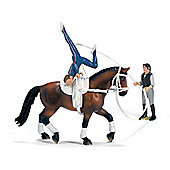 Schleich Vaulting set 42002