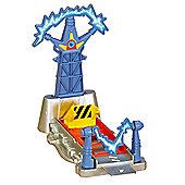 Hot Wheels Track Builder Flip Tower Stunt Pack