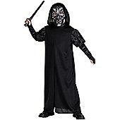 Child Harry Potter Death Eater Costume Small