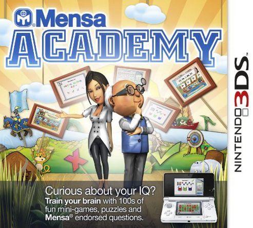 Mensa Academy (3DS)