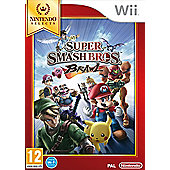 Super Smash Bros- Selects (Wii)