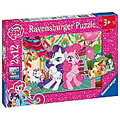 My Little Pony - 2 x 12pc Puzzle