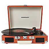 Crosley Cruiser Turntable Orange