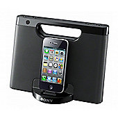 Compact Speaker Dock for iPod/iPhone