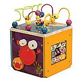 B. Toys Underwater Zoo Activity Cube