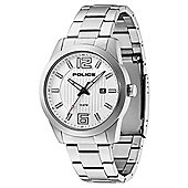 Police Trophy Unisex Date Display Watch - 13406JS-04M