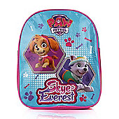 Paw Patrol Backpack with Mesh Pocket