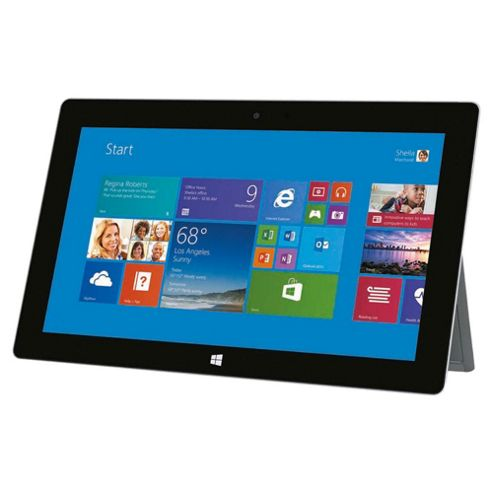 Microsoft Surface 2 Tablet (64GB) - Black/Silver