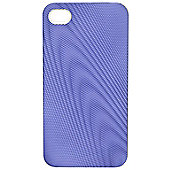 Tortoise™ Look Hard Case iPhone 4/4S Metallic Purple