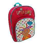 Character In the Night Garden 'Upsy Daisy' Arch Pocket Backpack