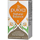 Pukka Natural Balance - 60 Capsules