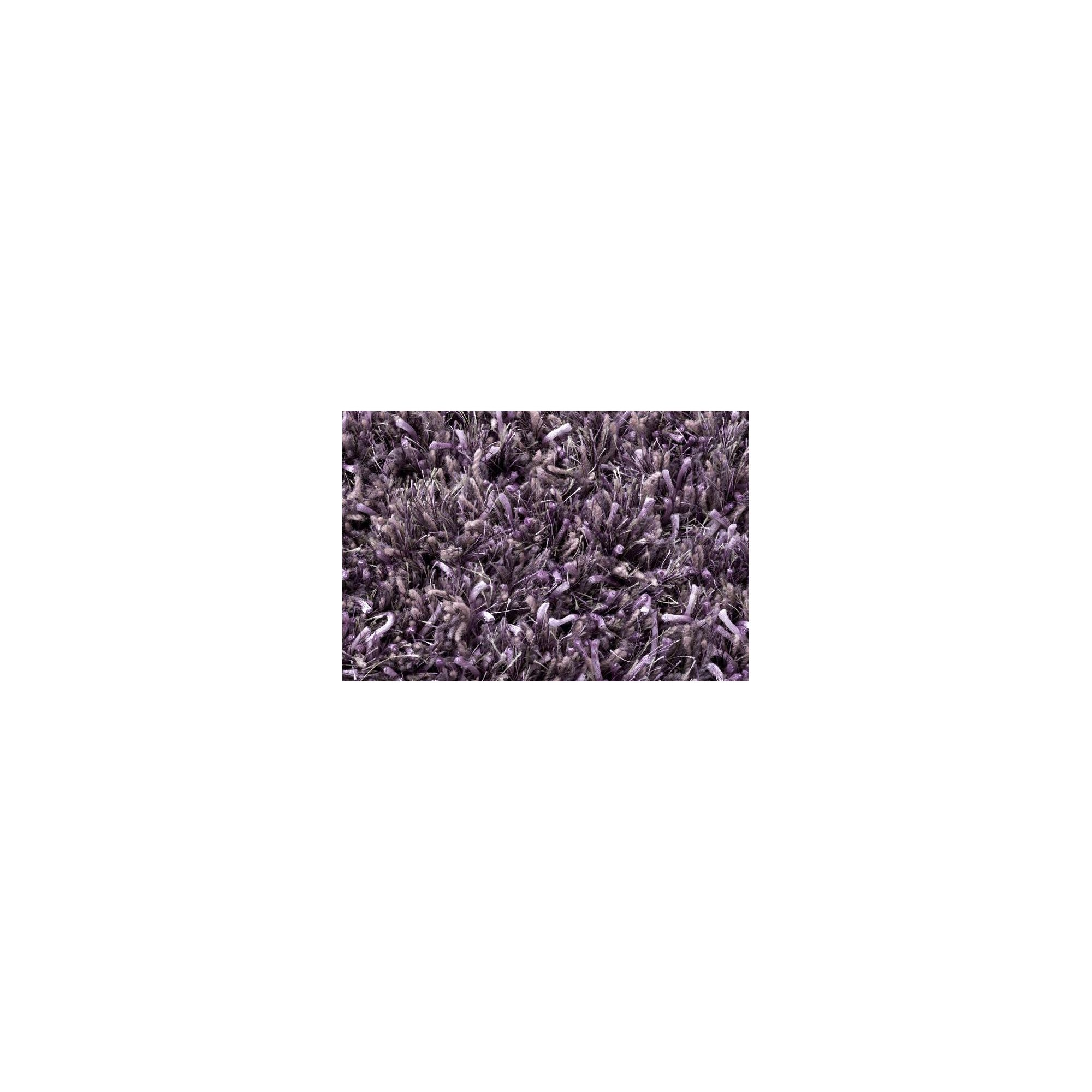 Linie Design Ronaldo Lavender Shag Rug - 300cm x 200cm at Tesco Direct
