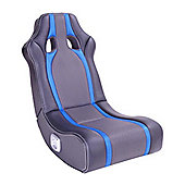 X-Rocker Ghost 2.0 Surround Sound Gaming Chair - Blue