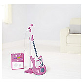 CAROUSEL GUITAR SET WITH MIC PINK