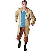 Tintin - Adult Costume Size: 42-46