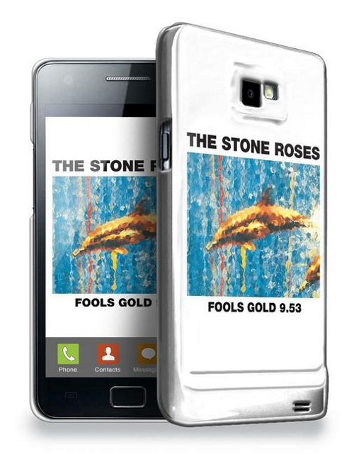 Upfront Case TRSSGSR1 Official Stone Roses Phone Clip Case