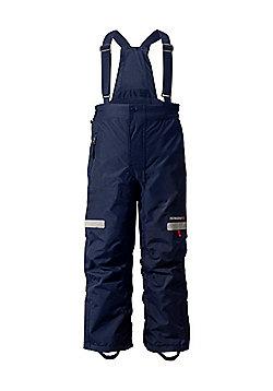 Didriksons Amitola Kids Ski Pants - Navy - Navy