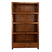Anisha Bookcase With Drawer