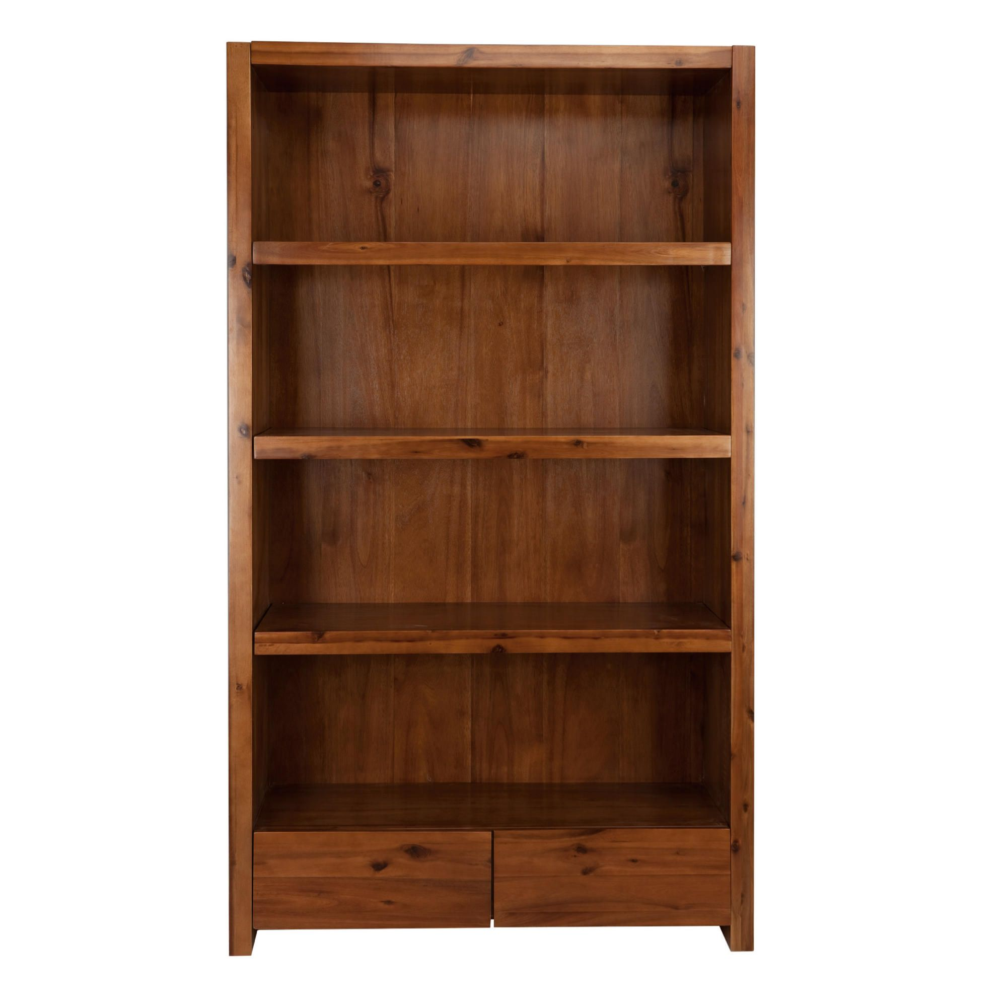 Anisha Bookcase With Drawer at Tesco Direct