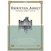 Downton Abbey Series 1-5 DVD