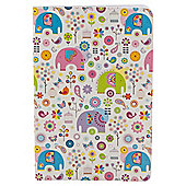 Funky Elephant A5 Exercise Book With Laminate Cover